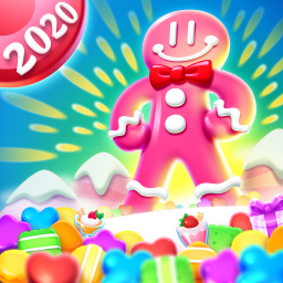Cookie World -- Clash of Cookie & Colorful Puzzle