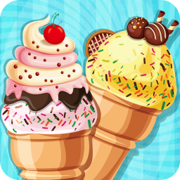 My Ice Cream Shop - Ice Cream Maker Game