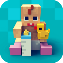 Baby Craft: Crafting & Building Adventure Games