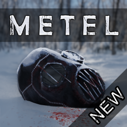 Metel - Escape from home, a scary horror game.