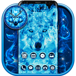 Ice Fire Wolf Launcher