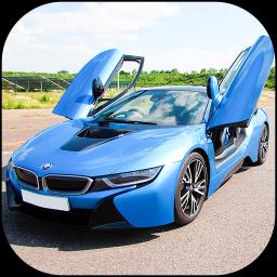 i8 Super Car: Speed Drifter