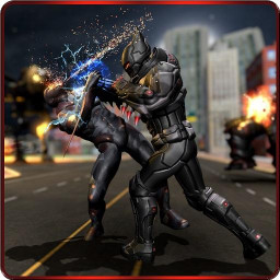 Grand Injustice Superheroes League Fighting Game
