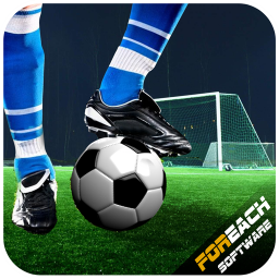 Football Final Kick : Real Soccer Tournament 2018