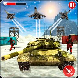Tank vs Missile Fight-War Machines battle