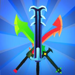 Merge Sword - Idle Blacksmith Master