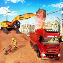 City Bridge Builder Construction Simulator Games