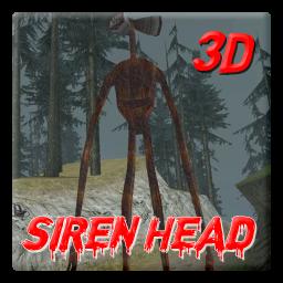 Siren Head Game 3D - Horror Adventure