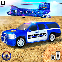 Offroad Police Transporter Truck 2021