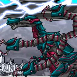 Baryonyx - Combine! Dino Robot : Dinosaur Game