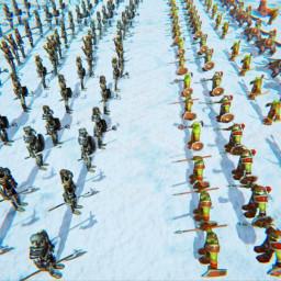 Ultimate Epic Battle War Fantasy Game