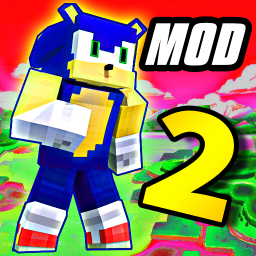Best Sonic Boom Mod + Addons For Mcpe