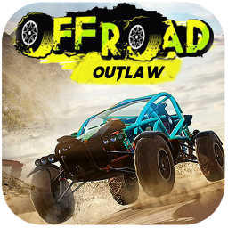 Off Road Outlaw - Hill Dash Fast Car Offroad King
