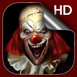 Haunted Clown Circus Scary Live Wallpapers