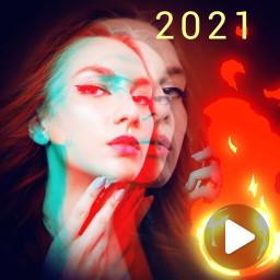 Magic Video Effect - Music Video Maker Music Story