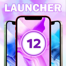 Phone 12 Launcher- IOS 14, Assistive Touch