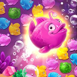 Mermaid - treasure match-3