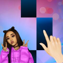 Ariana Grande : Magic Piano tiles 5
