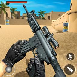 Modern Commando Shooting 3D : Free Shooting Games