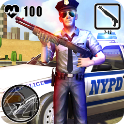 Police Story Shooting Games
