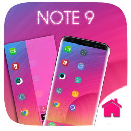 Note 9 Theme For computer Launcher