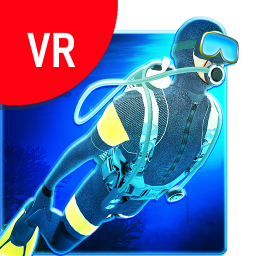 VR Diving - Deep Sea Discovery (Cardboard Game)