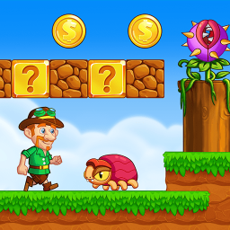 Super Jake's Adventure – Jump & Run!