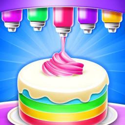 Ice Cream Cake Maker Cake Game