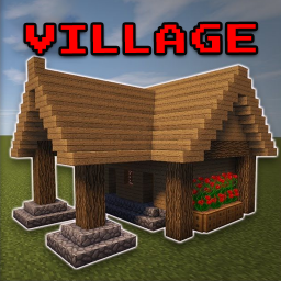 Villages for MCPE Maps - Villta
