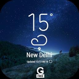 Weather Widget Galaxy S8 Plus