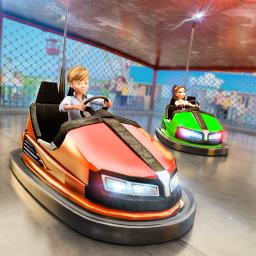 Bumper Car Smash Racing Arena