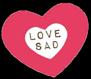 عشق غمگین