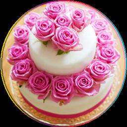 کیک و شیرینی آرایی