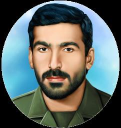 سرداردلها(شهیدقاسم احمدی)