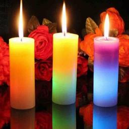 اموزش شمع سازی