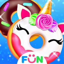 Free Donut Maker – Girls Doughnut Game