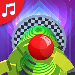 Color Stack Ball 3D: Ball Game run race 3D - Helix