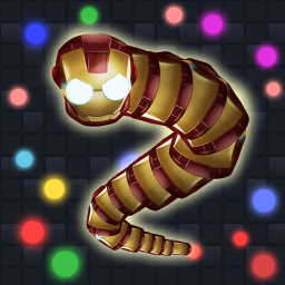 Aqua Angry Snake Man Online