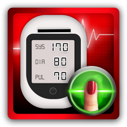 Blood Pressure Tracker : BP Checker Log : BP Info