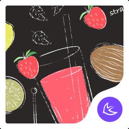 Honey-APUS Launcher theme