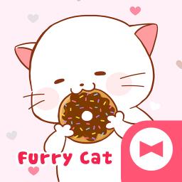Cute Wallpaper Furry Cat Theme