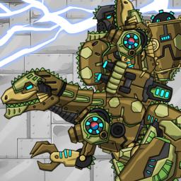 Giganotosaurus - Combine! Dino Robot