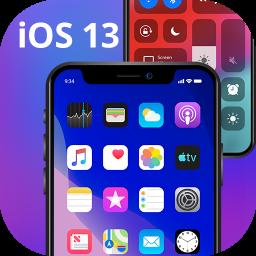 iOS 13 Launcher - control center & Lock Screen