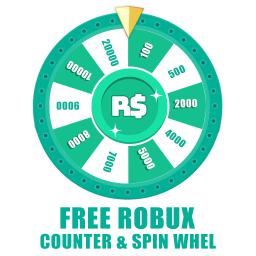Free Robux Counter & RBX Spin Wheel 2020
