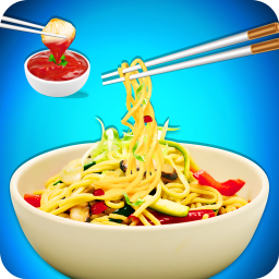 Chinese Food Recipes - Food Cooking Games