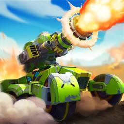War Wheels - Like a 1980's Tank Game