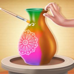 Pottery Simulation - Create Fashionable Clay Art