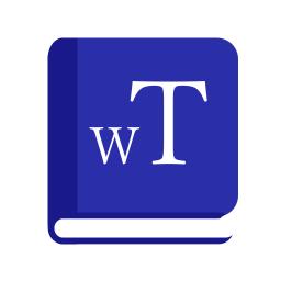 My personal dictionary - WordTheme
