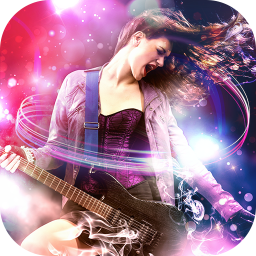 Magical PhotoLab : Repic Effect