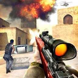 FPS Air Critical Strike : war attack